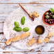 Olives with oil and bread sticks - PhotoDune Item for Sale