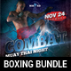Combat Muay Thai Bundle - GraphicRiver Item for Sale