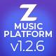 Zuz Music - Advance Music Platform System - CodeCanyon Item for Sale