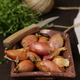 Organic Shallots  - PhotoDune Item for Sale