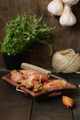 Organic Shallots  - PhotoDune Item for Sale