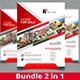 Real Estate Flyer Bundle 2 in 1