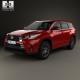 Toyota Highlander SE 2016 - 3DOcean Item for Sale