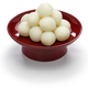Tsukimi Dango, traditional  japanese rice dumpling for moon viewing event - PhotoDune Item for Sale