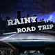 Rainy Road Trip - VideoHive Item for Sale