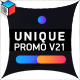 Unique Promo v21 - VideoHive Item for Sale