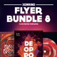Club Flyer/Poster Bundle 8