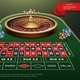 Realistic Casino Roulette Template - GraphicRiver Item for Sale