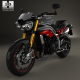 Triumph Speed Triple R 2015 - 3DOcean Item for Sale