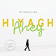 Hiyagh Ahey - Couple Fonts - GraphicRiver Item for Sale