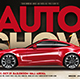 Auto Show Flyer - GraphicRiver Item for Sale
