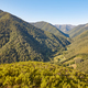 Oak tree forest landscape in Asturias. Muniellos viewpoint. Spain - PhotoDune Item for Sale