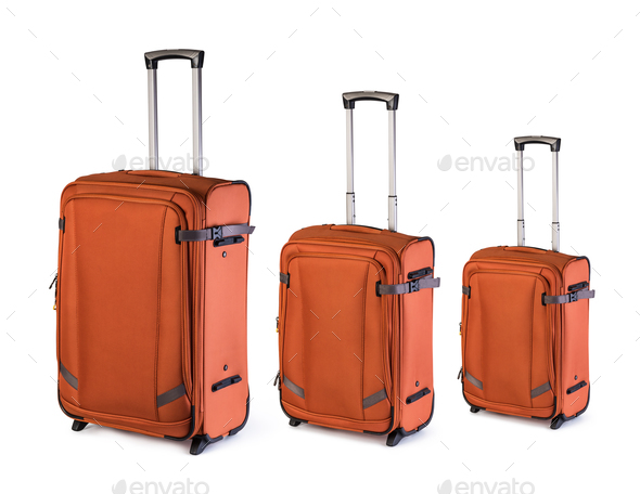 suitcases - Stock Photo - Images