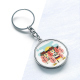 Round Keychain Mockup - GraphicRiver Item for Sale