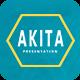 Akita - Creative Google Slides Template - GraphicRiver Item for Sale