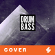 Drum and Bass 2 - Album Cover Artwork Template - GraphicRiver Item for Sale