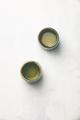 Tea composition on grey background - PhotoDune Item for Sale