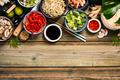 Asian cuisine ingredients - PhotoDune Item for Sale