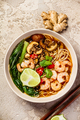 Asian soup with noodles - PhotoDune Item for Sale