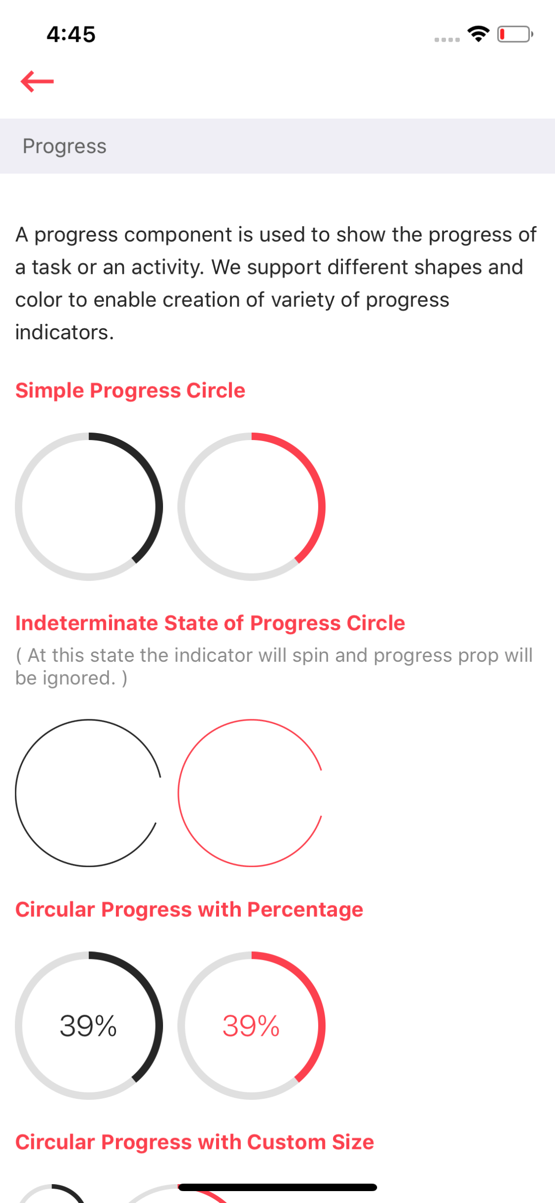 Material Ui Circular Progress