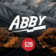 Abby – Vintage Multi-purpose WordPress Theme - ThemeForest Item for Sale