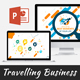Travelling Business Powerpoint Template - GraphicRiver Item for Sale