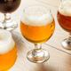 Refreshing Cold Beer Flight - PhotoDune Item for Sale