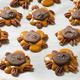 Homemade Sweet Chocolate Caramel Turtles - PhotoDune Item for Sale