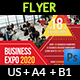 Business Exhibition Flyer Template Vol.2 - GraphicRiver Item for Sale