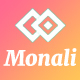 Monali - Business, Agency, Corporate WordPress Theme - ThemeForest Item for Sale
