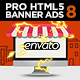 Professional HTML5 Banner Ads 8 |  Animate CC - CodeCanyon Item for Sale