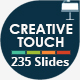 Creative Touch Keynote Presentation Template - GraphicRiver Item for Sale