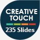Creative Touch Google Slides Template - GraphicRiver Item for Sale