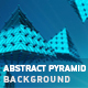 Abstract Pyramid Background - VideoHive Item for Sale
