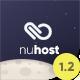 Nuhost - Multipurpose Hosting HTML & WHMCS Template - ThemeForest Item for Sale