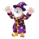 Wizard Cartoon Character Mascot - GraphicRiver Item for Sale