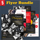 Photography Flyer Bundle - GraphicRiver Item for Sale