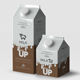 Milk / Fruit Juice Carton Mockup - GraphicRiver Item for Sale