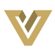 Letter V - Valuable Logo