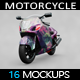 Motorcycle MockUp - GraphicRiver Item for Sale