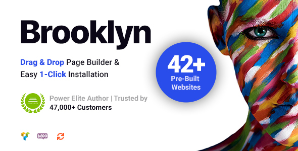 Brooklyn | Creative Multipurpose Responsive WordPress Theme - Portfolio Creative