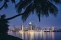 Singapore skyline at dusk - PhotoDune Item for Sale
