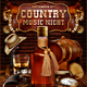 Country Music Night Flyer Template - GraphicRiver Item for Sale