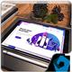 Business Pad Pro Mockup - GraphicRiver Item for Sale