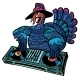 Thanksgiving Turkey Character - GraphicRiver Item for Sale