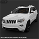 Jeep Cherokee - 3DOcean Item for Sale
