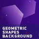 Geometric Shapes Background - VideoHive Item for Sale