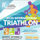 Triathlon Event Flyer Templates - GraphicRiver Item for Sale
