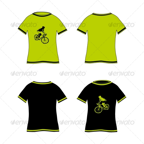 T-shirts design  - Commercial / Shopping Conceptual