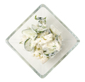 Vegetable salad with sour cream. - PhotoDune Item for Sale